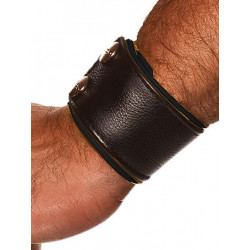 Colt Leather Wrist Wallet Black (T0036)