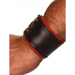 Colt Leather Wrist Wallet Red (T0037)