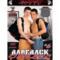 Bareback Packers Part 6 DVD (05999D)