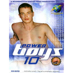 Power Boys #10 DVD (13499D)
