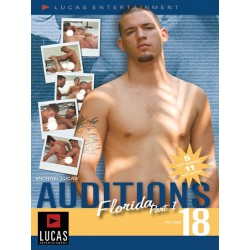 Auditions 18 DVD (03366D)