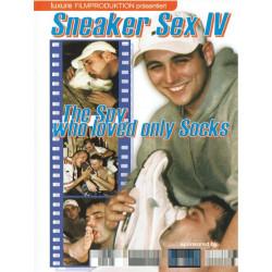 Sneaker Sex IV: The Spy Who Loved Only Socks DVD (04096D)