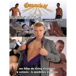 Fuckin` Style By Jordan Fox DVD (14620D)