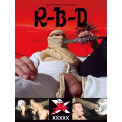 R-B-D DVD (14625D)