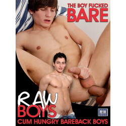 The Boy Fucked Bare DVD (06886D)