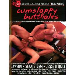 Cumsloppy Buttholes DVD (01757D)