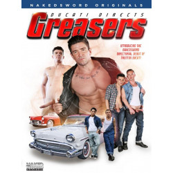 Greasers DVD (14740D)