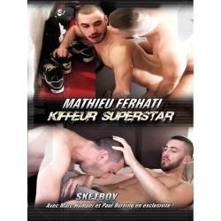 Mathieu Ferhati Kiffeur Superstar DVD (14630D)