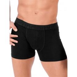 Rounderbum Padded Boxer Underwear Black (T4800)