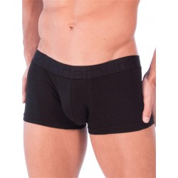 Rounderbum Lift Boxer Trunk Underwear Black (T4806)