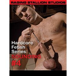 Sounding #4 DVD (Raging Stallion) (06017D)