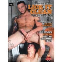 Lick it Clean: Below the Rim 2 DVD (06827D)