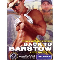 Back to Barstow DVD (01628D)