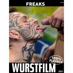 Bareback Freaks #1 DVD (02398D)