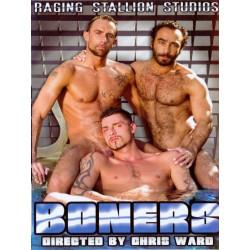 Boners (Raging Stallion) DVD (03278D)