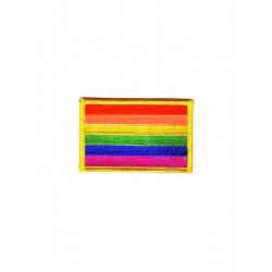 Rainbow Aufnäher/Patch (T0124)