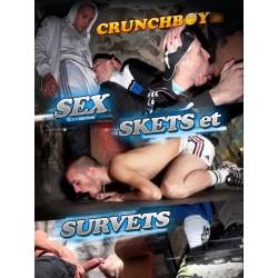 Sex, Skets et Survets DVD (08168D)