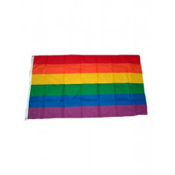 Gay Pride Rainbow Flag 150 x 250 cm (T0127)