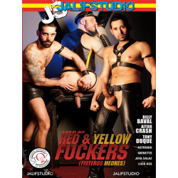 Red and Yellow Fuckers DVD (07025D)