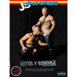 Boots and Bondage, Botas y Bondage DVD (04953D)