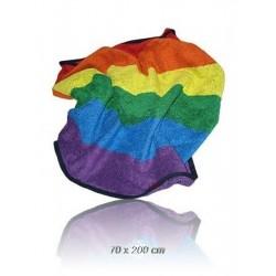Gay Pride Rainbow Towel 70 x 200 cm (T0141)