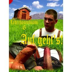 Lederhosenbuam 6 DVD (02169D)