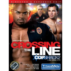 Crossing the Line: Cop Shack 2 DVD (03149D)