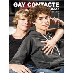 Gay Contacte 235 Magazine (M3235)