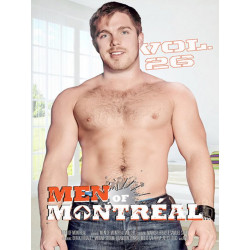Men of Montreal #26 DVD (15013D)