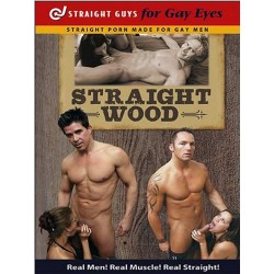 Straight Wood DVD (06949D)