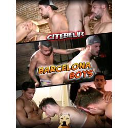 Barcelona Boys DVD (15120D)