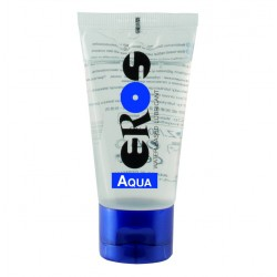 Eros Aqua 50 ml / 1.7 fl.oz. Tube Water-based Lubricant (ER33050)