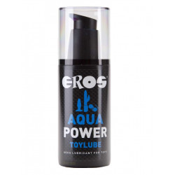 Eros Megasol Aqua Power Toylube 125ml (E18225)