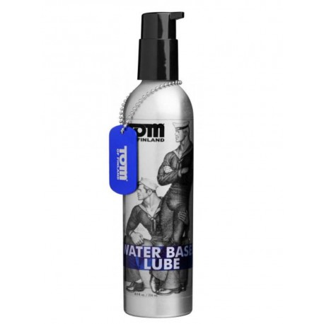 Tom of Finland Water Based Lube 237 ml / 8 oz (E04779)