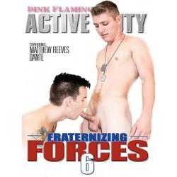Fraternizing Forces #6 DVD (15015D)