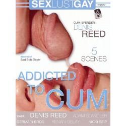 Addicted to Cum DVD (14775D)