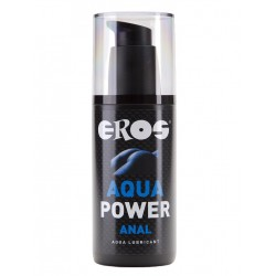 Eros Aqua Power Anal 125ml (E18223)