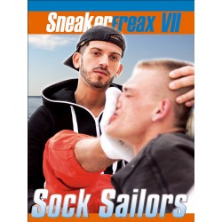 Sneaker Freax VII, Sock Sailors DVD (08430D)