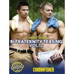 Bi Fraternity Teasing #2 DVD (15187D)