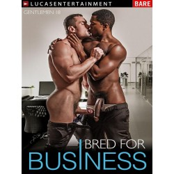 Gentlemen #18: Bred For Business DVD (15007D)
