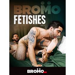 Bromo Fetishes #1 DVD (Bromo) (15195D)
