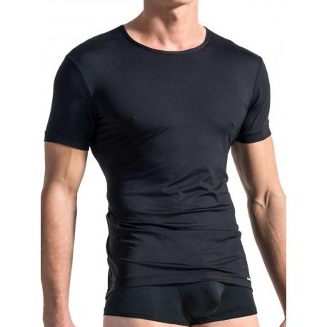Manstore Casual Tee M103 T-Shirt Black (T4177)