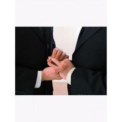 Union: Wedding- Congratulations (Men) Greeting Card (M8027)