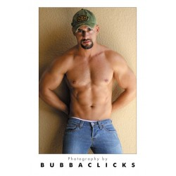 Bubbaclicks Denim + Will Poster (M8512)