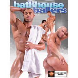 Bathhouse Ballers DVD (15180D)