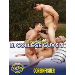Bi College Guys #3 DVD (14525D)
