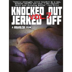 Knocked Out + Jerked Off 7 DVD (08200D)