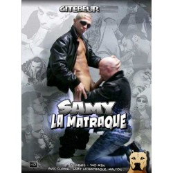 Samy La Matraque DVD