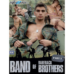 Band Of Bareback Brothers #2 DVD (08690D)