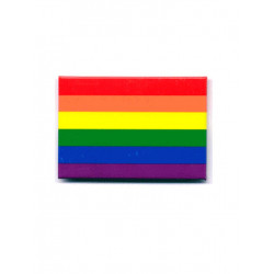 Rainbow Flag Magnet (T5127)